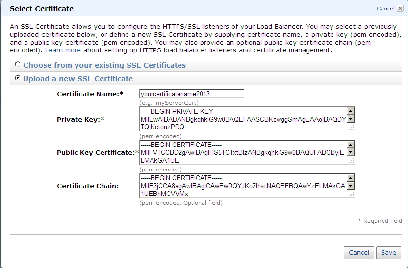 Renewing Godaddy Ssl On Aws Elastic Beanstalk Java Blog Blog