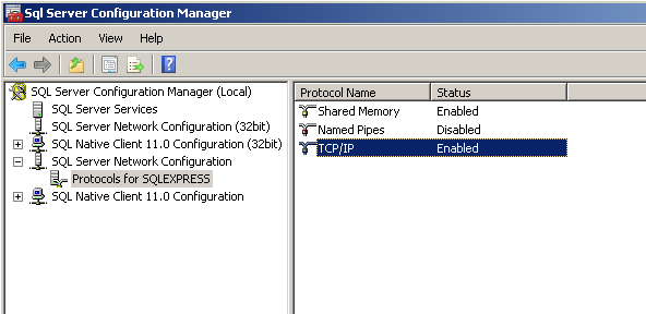 Connecting to Microsoft SQL Server using jTDS - Figure 6
