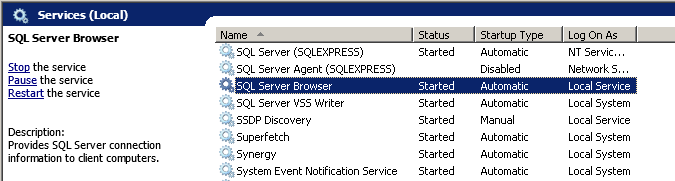 Connecting to Microsoft SQL Server using jTDS - Figure 7
