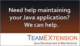 TeamEXtension - Java Maintenance Company